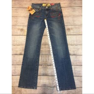 7 For All Mankind Jeans - NWT 7 For All Mankind Great China Wall Jeans